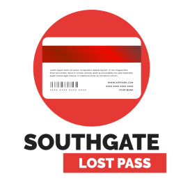 Southgate | Penalty (Lost Pass Card)