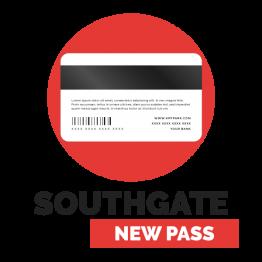Southgate   Individual (New Pass Card)