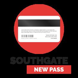 Southgate | Individual (New Pass Card)